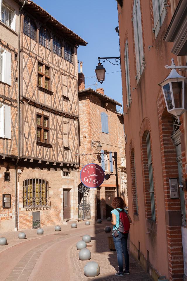 Albi, la ciudad medieval a orillas del río Tarn