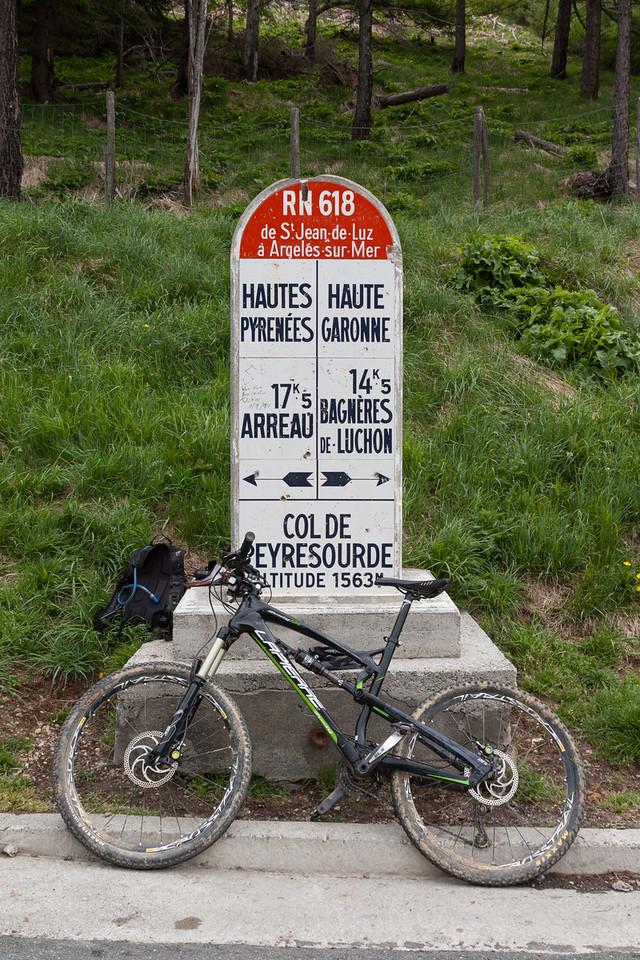 El Tourmalet y la ruta de los puertos de Tour de Francia